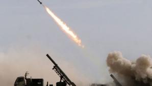 Atac cu rachete în Fâșia Gaza