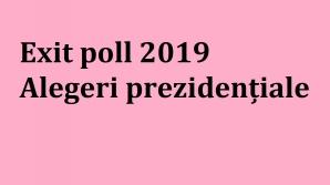 Exit poll 2019 alegeri prezidențiale
