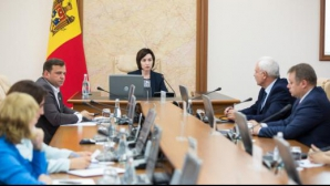 Guvernul Maia Sandu, Republica Moldova Foto: gov.md