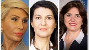 Guvernul Orban, doar 3 femei