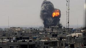 Israelul, atacat din Fâșia Gaza