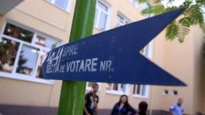 Alegeri prezidențiale, primul tur pe 10 noiembrie