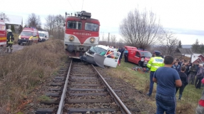 Accident de tren, Suceava