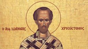Sarbatoare 13 noiembrie 2019 - Sfantul Ioan Gura de Aur - Calendar ortodox