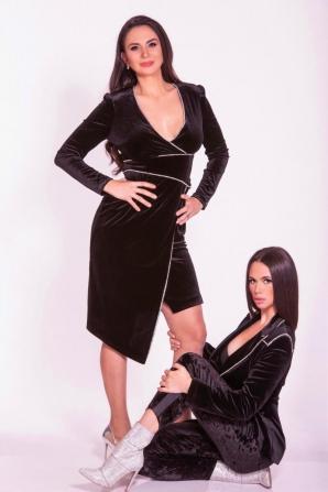 Alexandra și Ana-Maria Păcuraru, emisiune de 1 decembrie