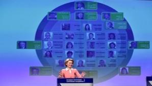 Ursula von der Leyen, președinte Comisia Europeană