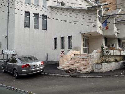 Marian Oprișan, vizită fulger la sediul SRI Vrancea