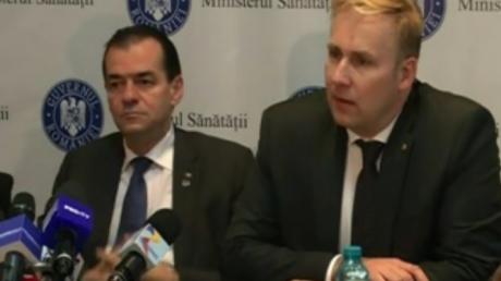 Premierul si noul ministru al Sanatatii au anuntat primele schimbari: Rezidentiatul pe 8 decembrie