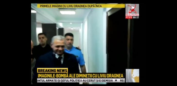 Liviu Dragnea, adus cu duba la Înalta Curte. Cum s-a prezentat fostul șef PSD