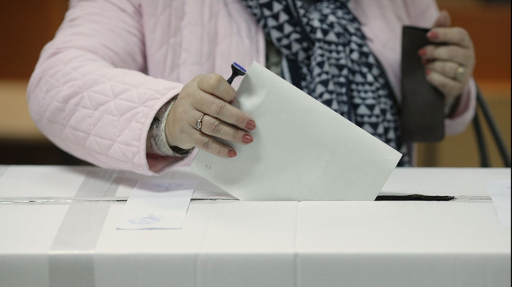 Votanții de la primele ore