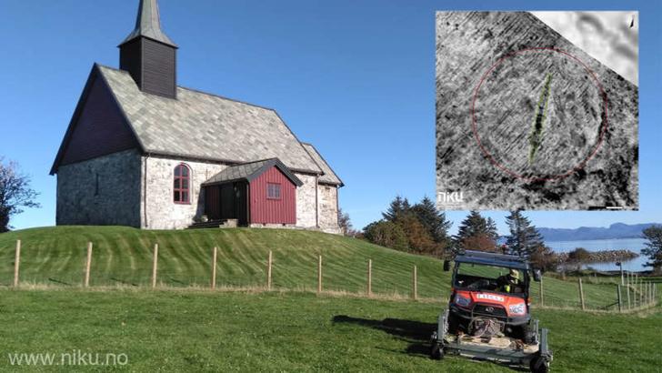 Descoperire inedită într-un sit funerar din Norvegia