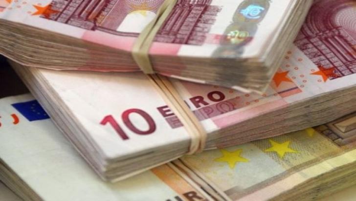 Prăbușirea leului, de neoprit. Un nou MAXIM istoric pentru euro la cursul BNR