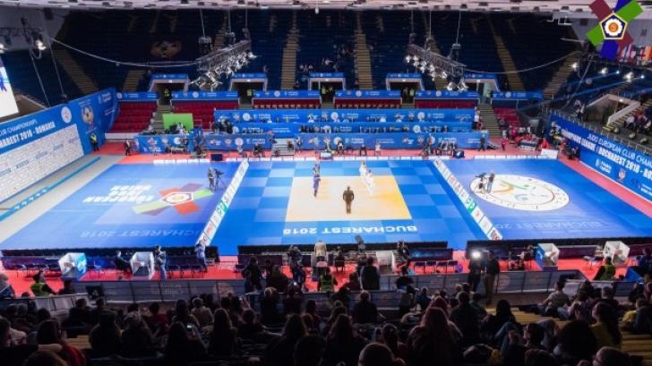 România, în finala Ligii Campionilor la Judo