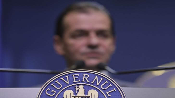 Orban, rectificare negativă