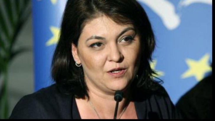 Adina Vălean, comisar european pentru Transporturi
