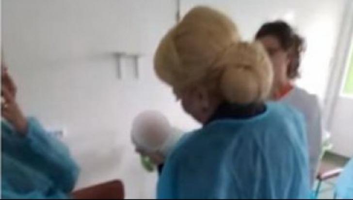 Anchetă la Spitalul din Focșani după ce Dăncilă și Pintea au pus în pericol sănătatea bebelușilor