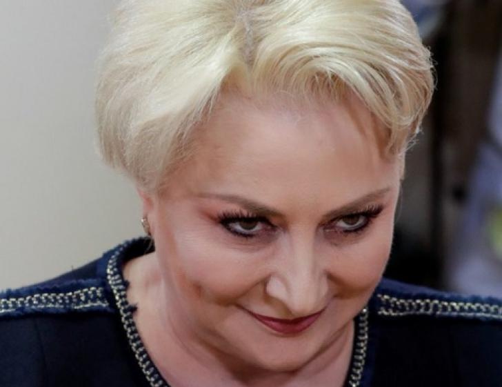 Viorica Dăncilă, campanie cu bancuri macabre, rețete și rebus