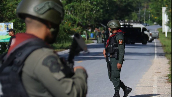 Atentat sângeros în Thailanda