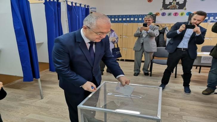 Iohannis a luat aproape 80 la sută din voturi în Cluj