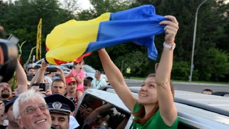 """Cuvinte mari pentru Simona Halep! """"E ceva ce România nu a mai avut!"""""""