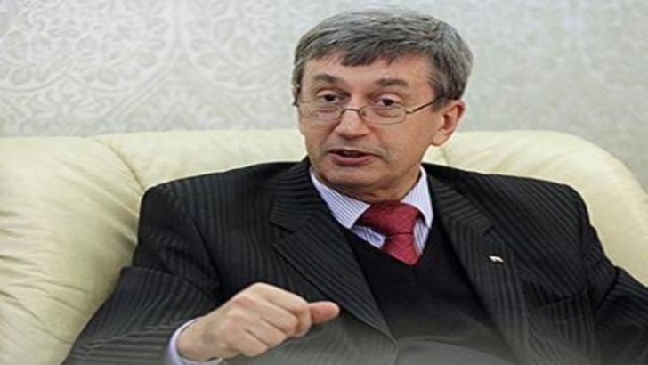 Valeri Kuzmin, ambasadorul Federației Ruse la București