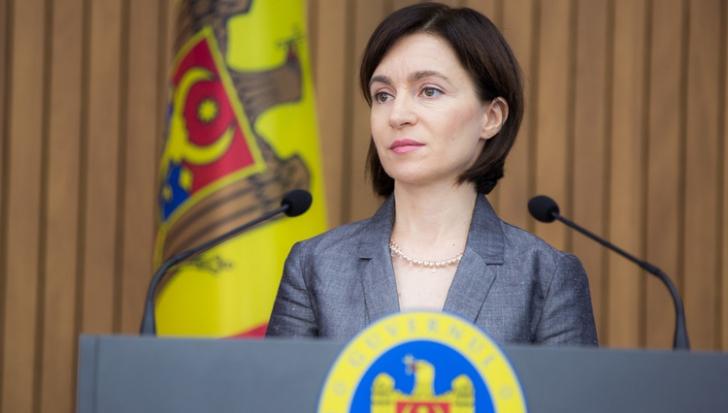 Maia Sandu îl somează pe Igor Dodon să înceteze subminarea reformei justiției