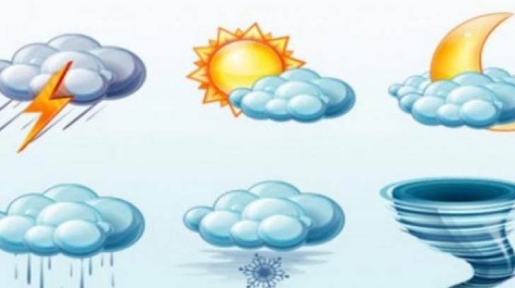 ALERTĂ de fenomene meteo periculoase. Este COD PORTOCALIU!