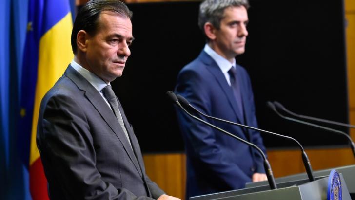 Guvernul Orban, ședință nocturnă