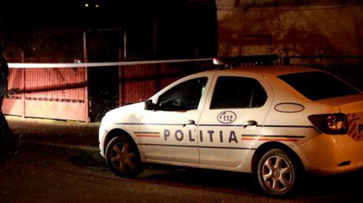Incident șocant, la Olt: bărbat prins de polițiști în timp ce viola o femeie, de față cu copilul