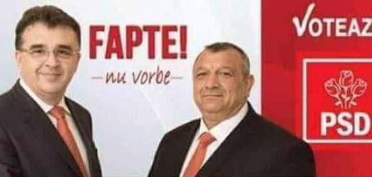 Primar din Vrancea, alători de șeful CJ Marian Oprișan