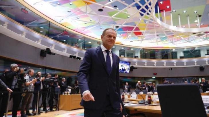 Donald Tusk îl felicită pe Ludovic Orban