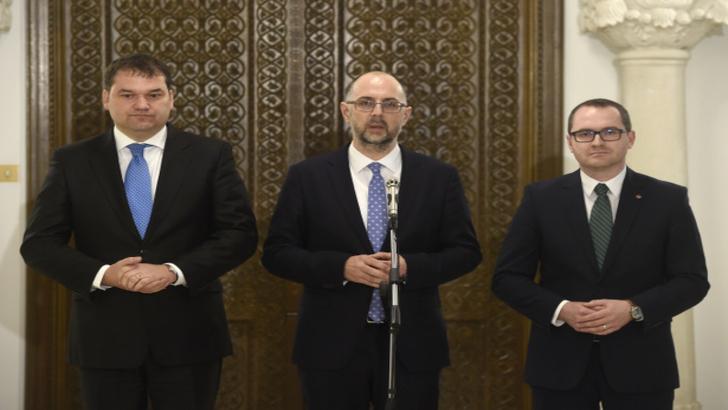 UDMR acuză majoritatea din cauza absenteismului la vot al maghiarilor