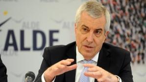 Călin Popescu-Tăriceanu, președinte ALDE