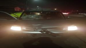 Accident grav, la intrarea în Cluj! Minoră lovită pe trecere de un neamţ de 82 de ani