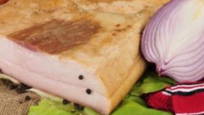 Doctor Menci: Cât de sănătoasă este, de fapt, slănina de porc?