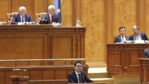 Ședința solemnă în Parlament la 30 de ani de la Revoluție, 16 decembrie 2019 Foto: Inquam Photos/Octav Ganea