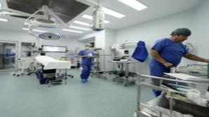 in coma la spital