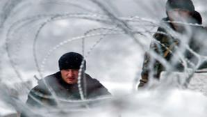 Frontiera imaginara Rusia Finlanda