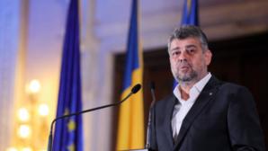 Marcel Ciolacu, președintele interimar al PSD