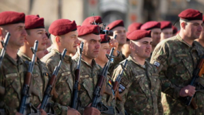 Militari români în Afganistan Foto: Ministerul Apărării Naționale