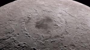 NASA poza cu Luna