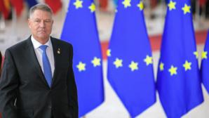 Klaus Iohannis, Bruxelles, 12 decembrie 2019 Foto: presidency.ro