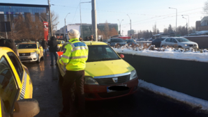 Control taximetriști