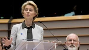 Ursula von der Leyen, președintele Comisiei Europene