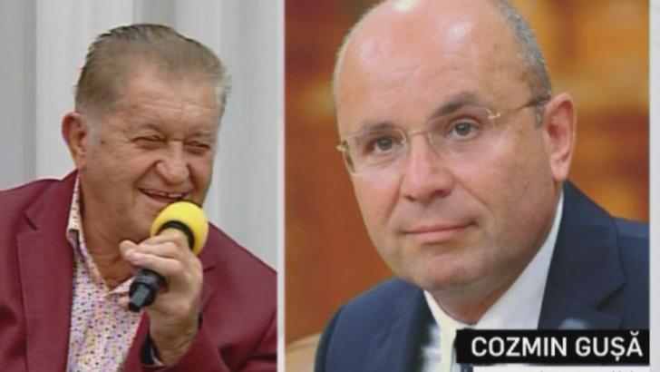 Reactia lui Cozmin Gusa dupa ce a primit trofeul -Omul de Fier-