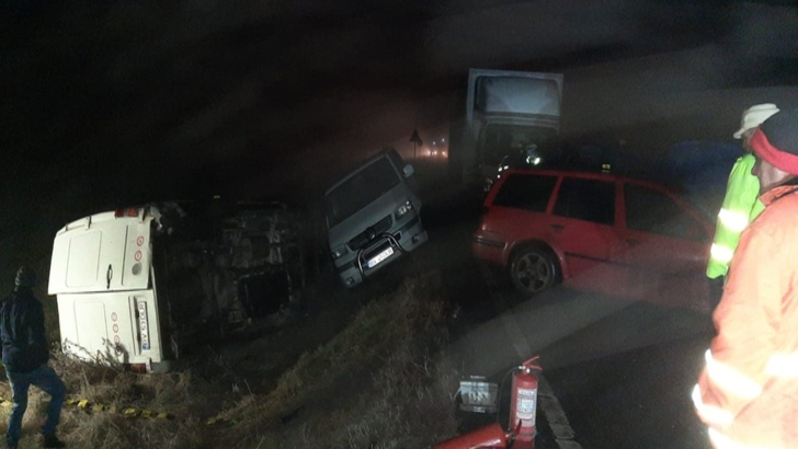 Accident Covasna