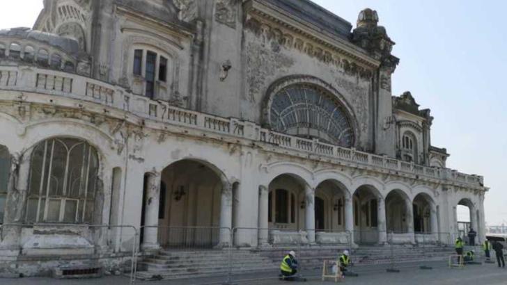 Veste excelentă despre Cazinoul din Constanța. Când va fi redat circuitului turistic