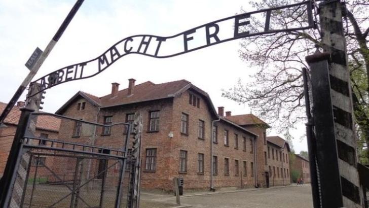 Lagărul de exterminare de la Auschwitz