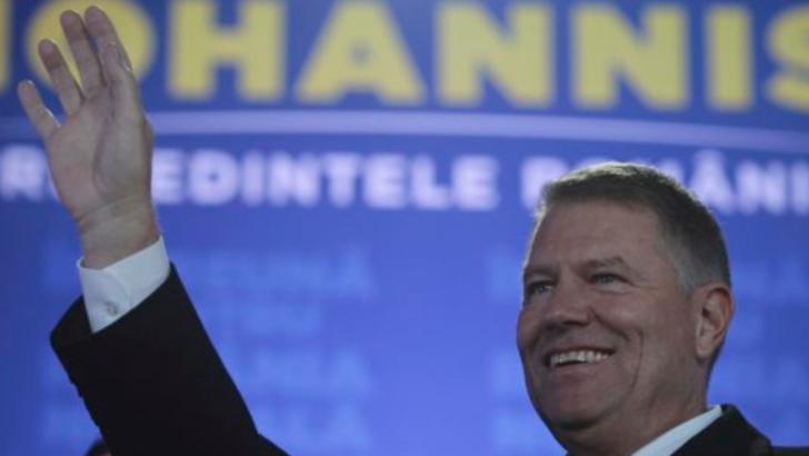 Klaus Iohannis, la al doilea mandat de președinte al României Foto: Inquam Photos/Octav Ganea