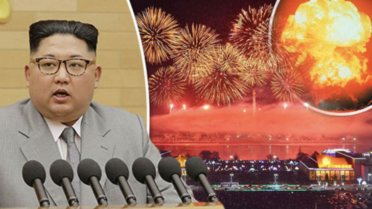-Cadoul de Craciun- promis de Coreea de Nord a creat panica in Japonia. -Au apasat butonul rosu!-